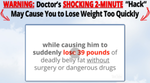 The 2-Minute Ritual For Losing Belly Fat Review